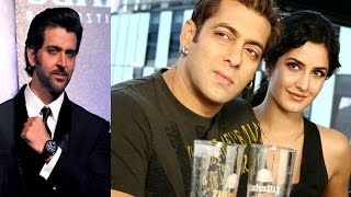 Katrina Kaif takes a stand for Salman Khan!, Hrithik Roshan rejected 6 international scripts!