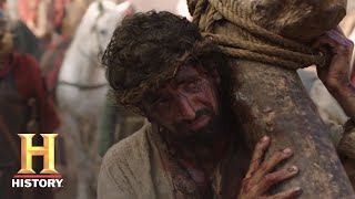 "History's ""Jesus: His Life"" Sneak Peek 