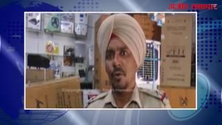 video : होशियारपुर : इलेक्ट्रॉनिक की दुकान से लाखों का सामान चोरी