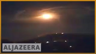 🇮🇱🇸🇾Israeli army says it hit Iranian targets in Syria | Al Jazeera English - ALJAZEERAENGLISH
