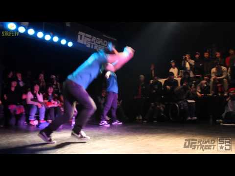 Extreme Crew vs Last for One | Road of Street | Semi Finals