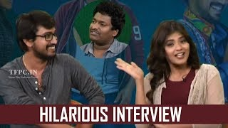 Andhagadu Movie Team Hilarious Interview | Raj Tarun | Hebah Patel | Satya | TFPC - TFPC
