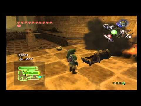 The Legend of Zelda: Twilight Princess (GCN) - Part 28: Attack, Damage, Carry, and Spin to Win