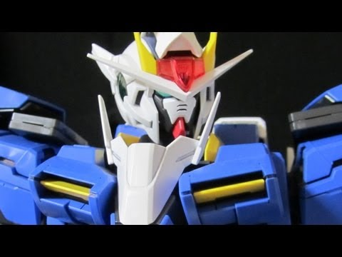 PG 00 Raiser (Part 2: Contents) Gundam 00 Perfect Grade gunpla review