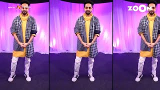 Ayushmann Khurrana's look with Polo neck kurta top | Ayushmann's OOTD - ZOOMDEKHO