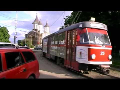 Tramvaie in Oradea vol. 3 - Trams in Oradea vol. 3 (02 06 2010).mp4