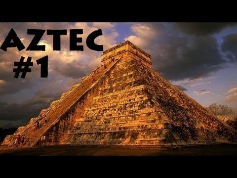 Custom Zombies - Aztec: This Map is MASSIVE! (Part 1)