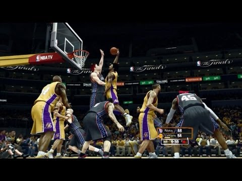 NBA 2K14 - First Look At Exclusive NBA 2K14 Footage Before E3 | Forever Kobe Commercial Breakdown