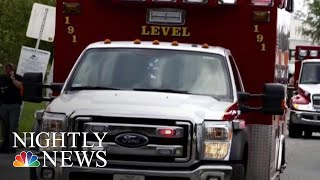 3 Killed, 3 Injured In Shooting At Rite Aid Facility | NBC Nightly News - NBCNEWS
