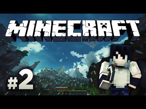 O vale cu munti URIASI, locul PERFECT - Stunt3r joacă Minecraft #02