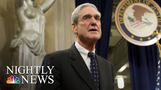 White House counsel Don McGahn Reported To Be Cooperating With Mueller Probe | NBC Nightly News - NBCNEWS