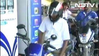 फिर बढ़े तेल के दाम, जानिए दिल्ली और मुंबई में रेट - NDTVINDIA