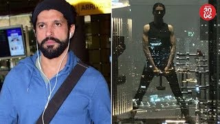 Farhan Akhtar Spotted At The Airport | Sushmita Sen Shares Her Workout Picture On Social Media - ZOOMDEKHO