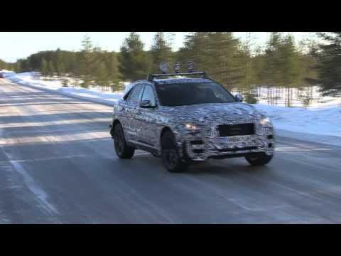 Jaguar F-Pace, nuovo video spia della prossima creazione del Giaguaro