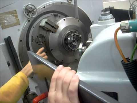 Geradora de Engrenagem CNC Tipo Gleason