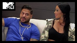 'Jen Ain't Gonna Like This' | Jersey Shore: Family Vacation | MTV - MTV