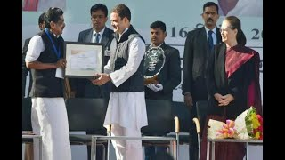 In Graphics: Rahul Gandhi elevated as president of Indian National Congress - ABPNEWSTV