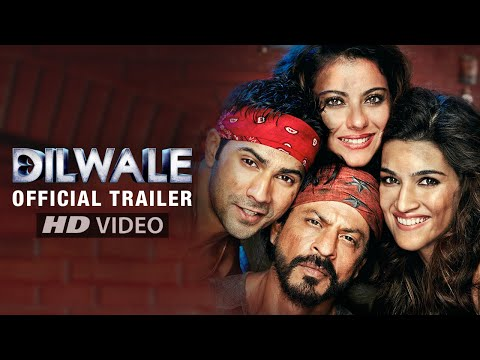 Dilwale - Trailer