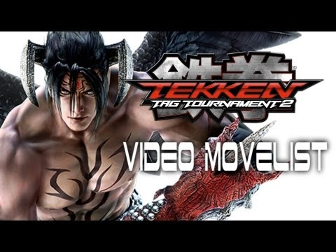 Tekken Tag Tournament 2 - Devil Jin Video Movelist