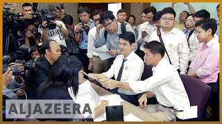 🇹🇭 Thailand votes: Young voters prepare for Sunday's election | Al Jazeera English - ALJAZEERAENGLISH