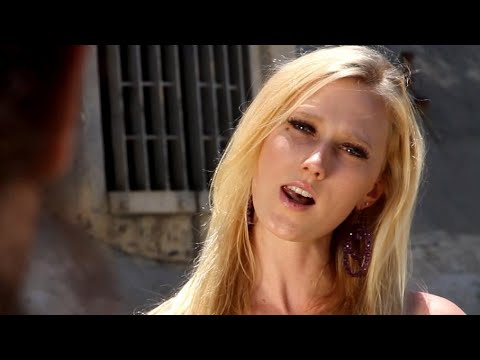 Katelyn Brooke (Peaches Powers) Interview | Slug Street Scrappers BTS - صوت وصوره لايف