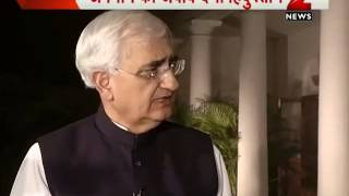 Diplomat's arrest: Exclusive with Salman Khurshid, Sushilkumar Shinde - ZEENEWS