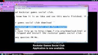 rockstar games social club download windows 7
