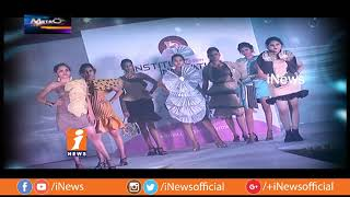 Institute of Innovation Students Fashion Show With latest Designs | Metro Colours | iNews - INEWS