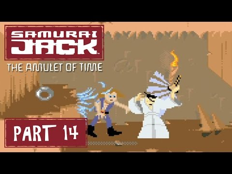 Samurai Jack: The Amulet of Time (GBA) Part 14 - Game Crash | Too Much Gaming