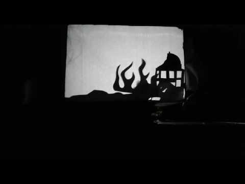 Teatro de Sombras 7º ano