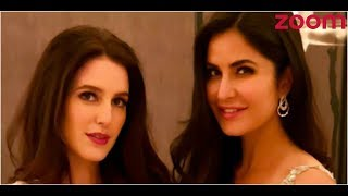 Katrina Concerned About Sister Isabelle's Bollywood Career?    Bollywood News - ZOOMDEKHO