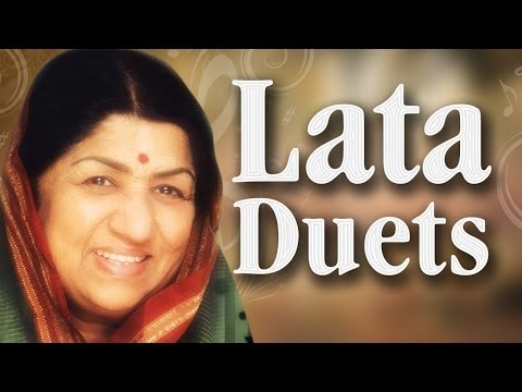 Non Stop Lata Mangeshkar Duets - Jukebox -1 - Top 10 Lata Old Hindi Songs