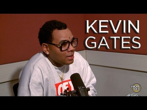 Kevin Gates Talks About Prison Time & More With Peter Rosenberg