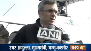J&K: CM Omar Abdullah refutes PM Modi's allegations of corruption - INDIATV