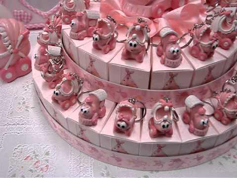 Torta Bomboniera cod. 018 con portachiavi