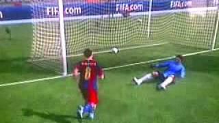 「FIFA 11 ワールド・サッカー」から屈辱的なゴールパフォーマンス
