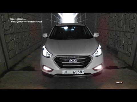 2014 Hyundai Tucson ix 2.0 Diesel  ( 2013 new Tucson ix ) Test Drive