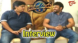 Balakrishnudu Movie Team Interview |  Nara Rohit | Regina Cassandra | #Balakrishnudu - TELUGUONE