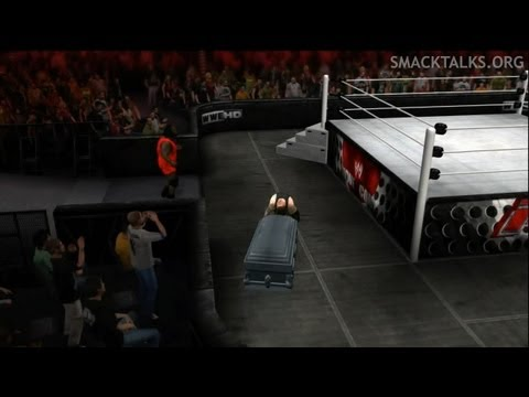 WWE '12: How To Unlock The Casket Match (Cheat Code Released!)