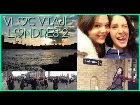 Vlog viaje a Londres 2 | Silvia Quiros