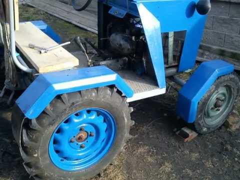 malotraktor domc vroby