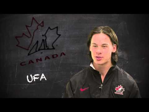 """ХК """"NJT""""(Канада) говорит: Ufa"""