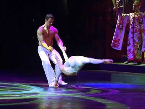 Pawel &amp; Izabela, PI Acrobats,