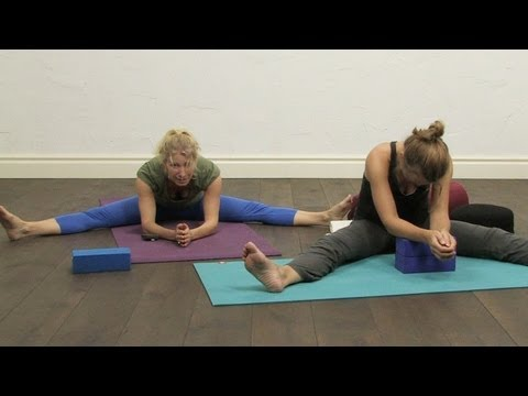60 minutes Yin Yoga for the Spine.