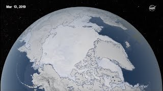 2019 Arctic Sea Ice Maximum Continues Trend of Decline - NASAEXPLORER