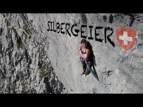 """Silbergeier"" - Nina Caprez и Cedric Lachat"