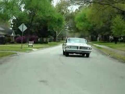 1968 Pontiac Catalina first