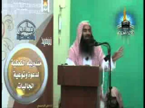 Sheikh tauseef ur rehma shirk at Hussain Tekri India Part 12.flv