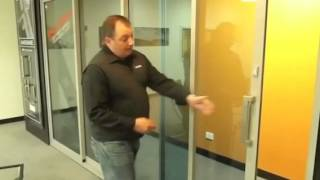 & Series 618 Slidng Door Features - YouTube