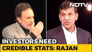 Investors Need Credible Stats: Raghuram Rajan's Take On GDP Revision - NDTV